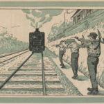 Cantonnier de chemin de fer